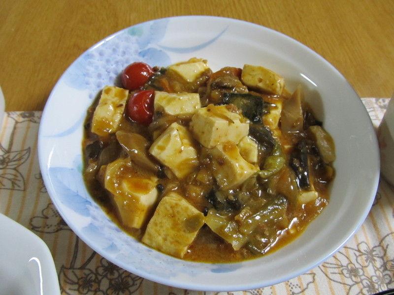hinatunの!なちゅらる日記-マーボ味噌豆腐