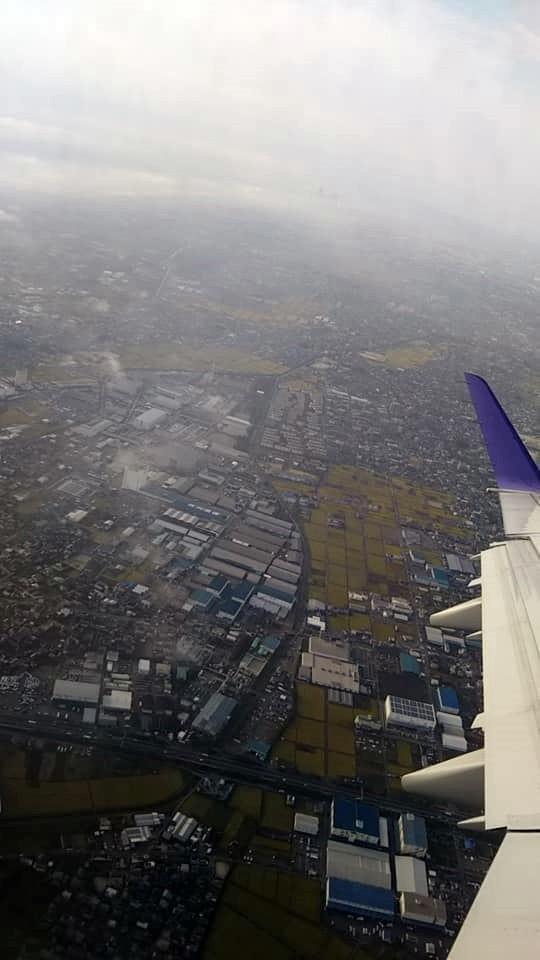 名古屋 福岡 飛行機
