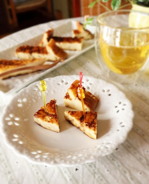 ベイクドチーズケーキ5