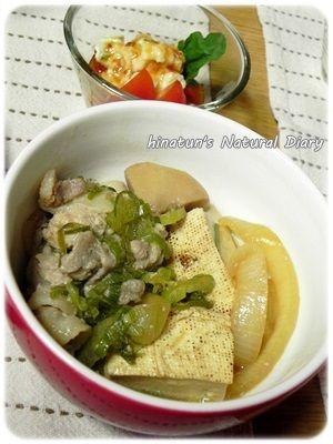 1110肉豆腐