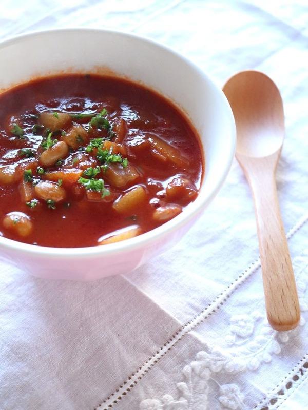 朝ごはんに推奨!身体も喜ぶ食べるスープ