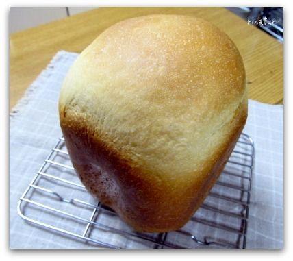 ひなちゅんの!なちゅらる日記-香ばしいリッチな食パン