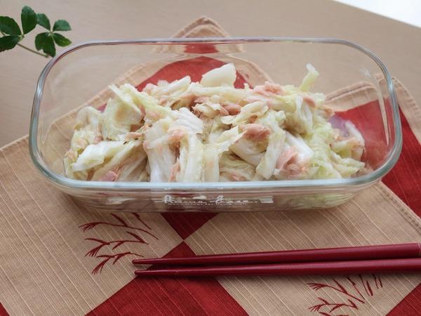 白菜とツナのお漬物11_1000