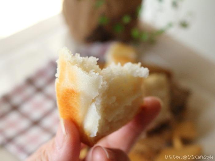 米粉のミニ食パンを作ってみた♪