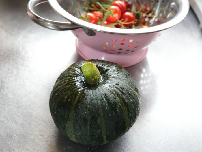 0801坊ちゃんかぼちゃ収穫