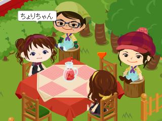 hinatunの!なちゅらる日記-ちょりママさんとこへニコさんと遊びに行く
