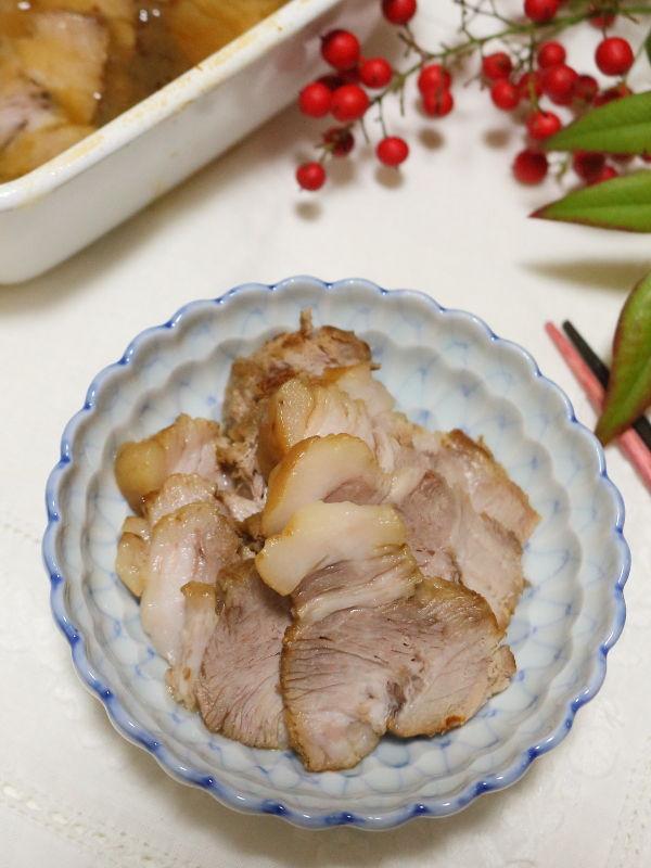 寿がきや風煮豚☆おせちにおすすめ!胃もたれしなくてどれだけでも食べれそう( ´艸`)