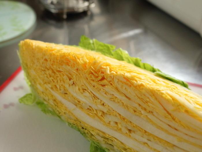 オレンジ白菜1