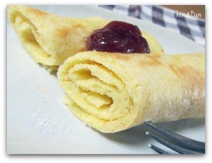ひなちゅんの!なちゅらる日記-イングリッシュパンケーキ2