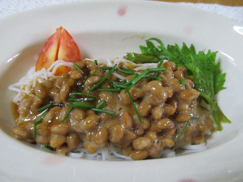 hinatunの!なちゅらる日記-納豆素麺
