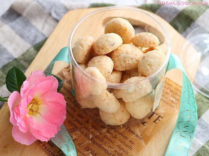 アニス香るスノーボールクッキー☆【スパイス大使:アニス】すっきり爽やか♪初夏にお勧め!