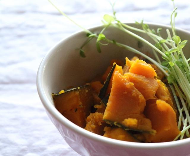 魔法の調味料「液体塩こうじ」使ってますか?冬至らしく「かぼちゃの塩こうじ煮」作りました