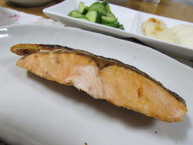hinatunの!なちゅらる日記-焼き鮭