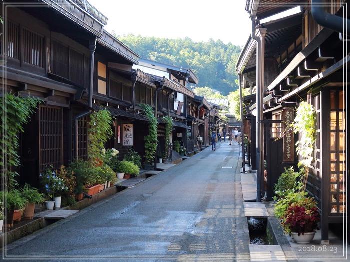 岐阜に戻りました。高山食べ歩き紀行&旅行記