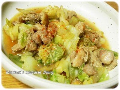 鶏ちゃんとおでん!それから、ちょりママさんの「切り干し大根の食べるスープ」を作りました。