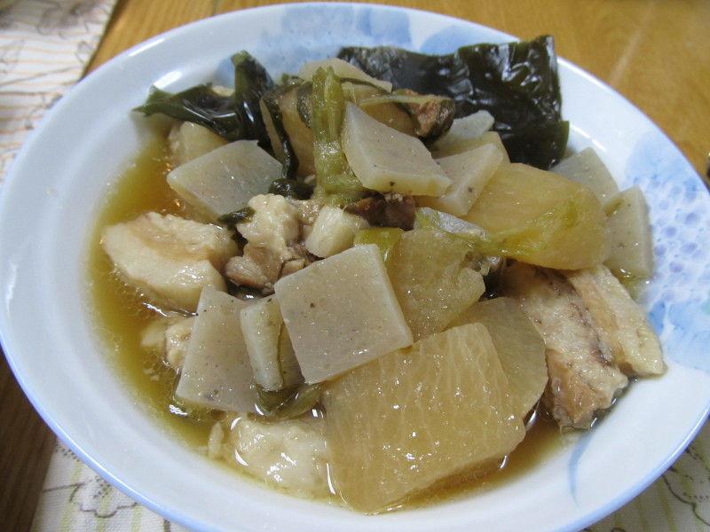 hinatunの!なちゅらる日記-豚角煮&大根の煮物