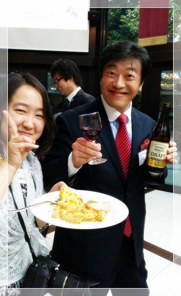 伊藤社長&ゆっきーちゃん