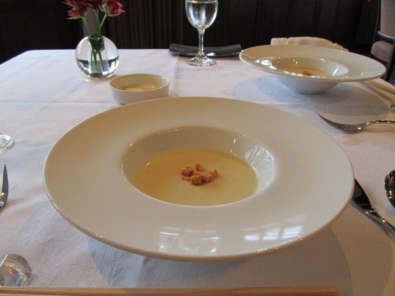 hinatunの!なちゅらる日記-南瓜&サツマイモのスープ