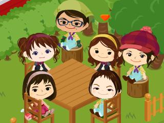 hinatunの!なちゅらる日記-ちょりママさんとこでみんな集まる