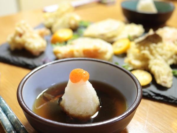 0402プレモルと天ぷらの夜ご飯1_1600