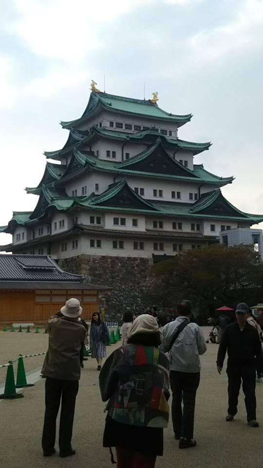 名古屋城へ行ってきました!御朱印もゲット♪