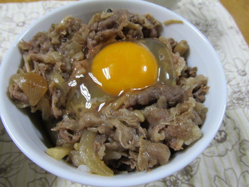 hinatunの!なちゅらる日記-牛丼