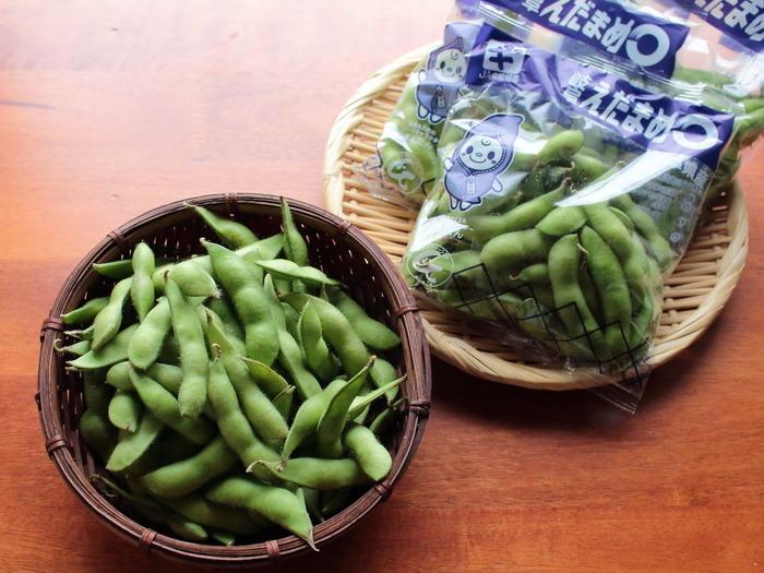 岐阜県産えだまめごはん【レシピ】岐阜クッキングアンバサダー