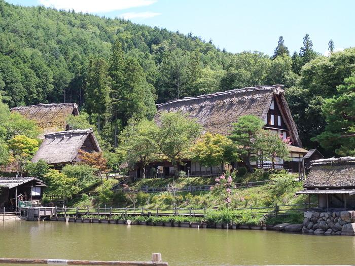 飛騨の里☆高山旅行記