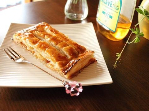 ジャム&チーズの大人パイ3