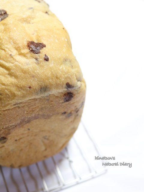 糖質オフ!スイートチョコレートのミルク食パン