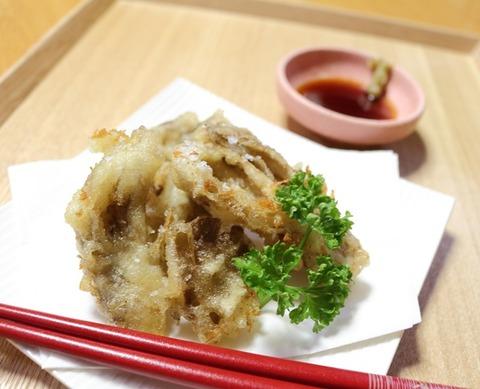 舞茸の天ぷら2