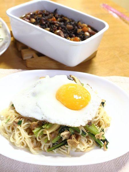 0811素麺チャンプルー600