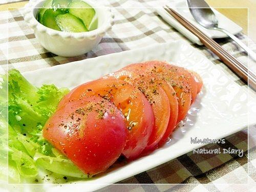 和風トマトスライス2