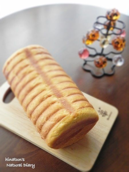 柿のラウンドパン