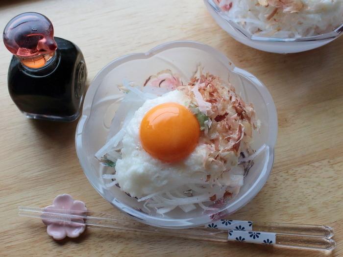 岐阜県産「春だいこん」のとろろとかつお醤油で食べるサラダ【レシピ】岐阜クッキングアンバサダー