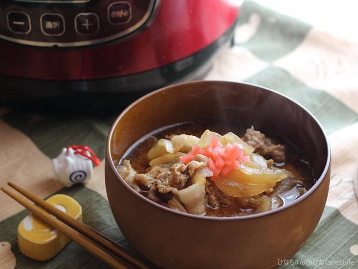 玉ねぎたっぷりの豚汁☆玉ねぎの甘さがしみわたる優しい味わい
