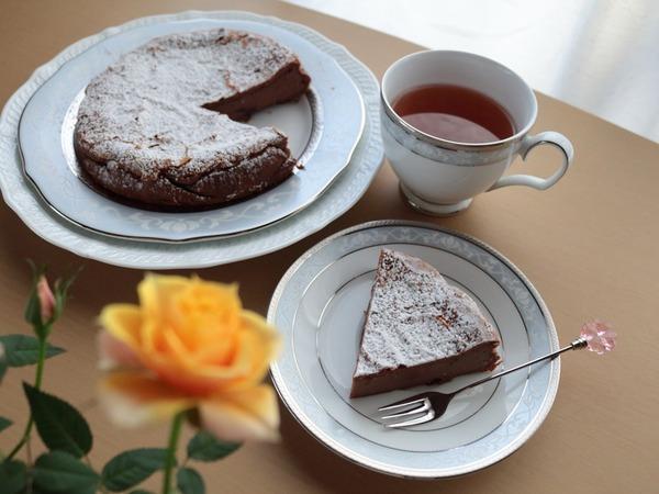 生チョコチーズケーキ10_1000
