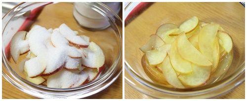 りんごのフ