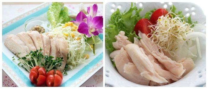 サラダチキン2種