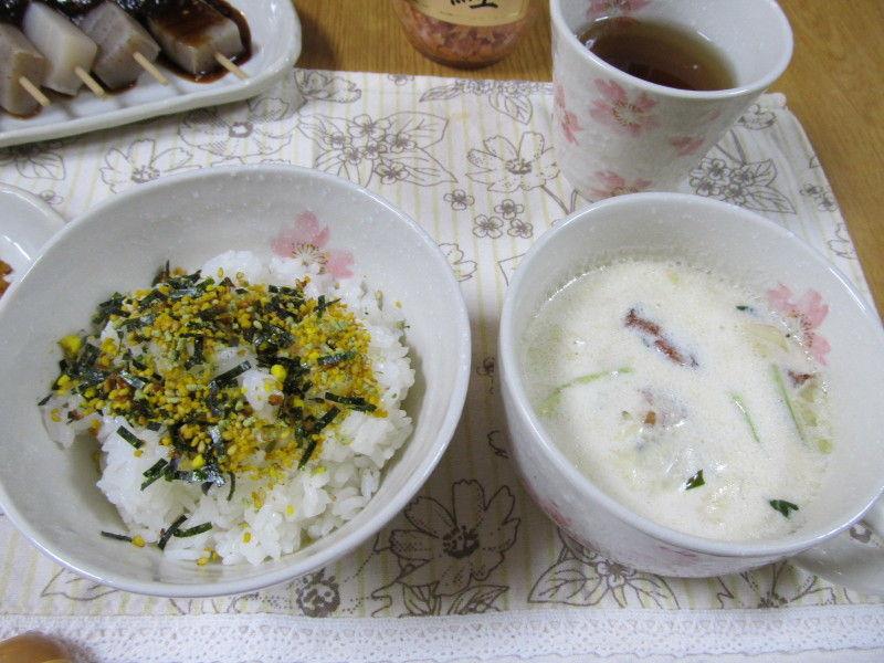 hinatunの!なちゅらる日記-キャベツ&ベーコンのミルクスープ