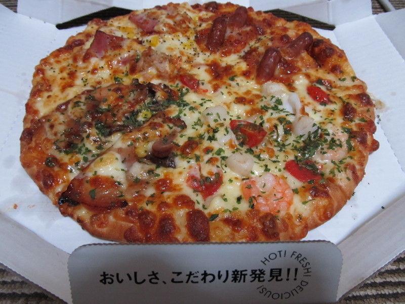 hinatunの!なちゅらる日記-宅配ピザ