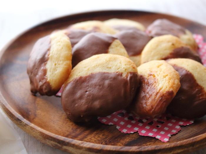 ブラックペパー&ソルトのチョコクッキー