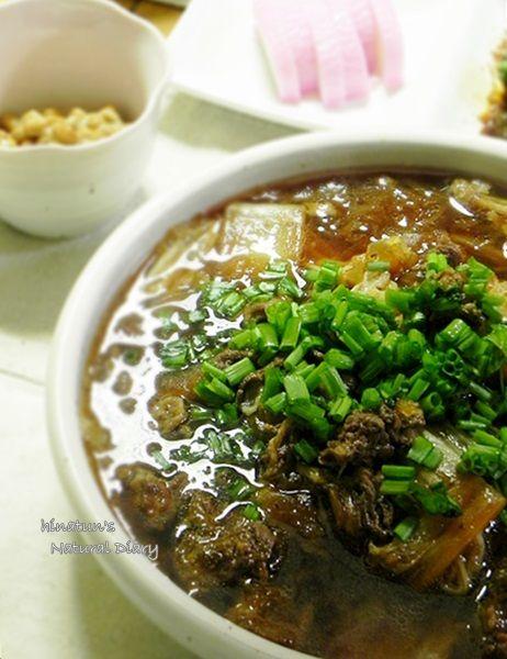 牛肉と白菜の炒め煮2