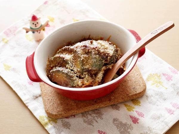 オーブントースターで焼くだけ。アボカド味噌のチーズ焼き