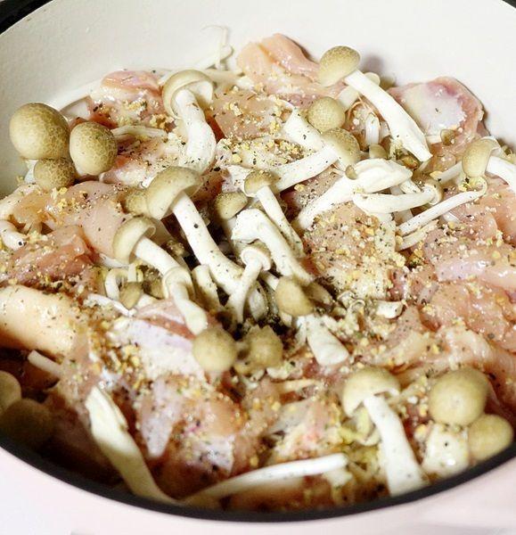 鶏肉と白菜の蒸し煮【バーミキュラ使用】 と 138タワーパークへ行ってきました。