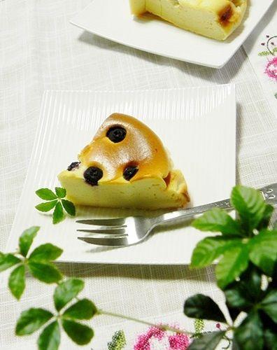 ベイクドチーズケーキ縦2