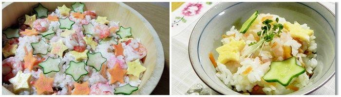 七夕ちらし寿司2_700