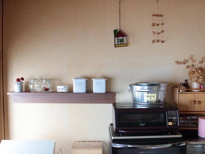 無印良品週間!ようやく我が家のキッチンに棚がついた!!