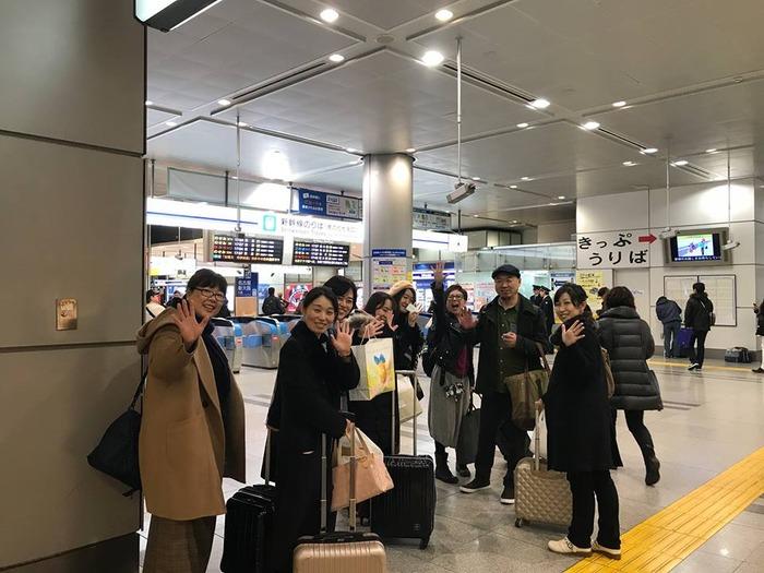 20171209 by金魚ちゃん 品川駅
