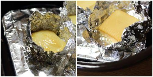 マヨ&クリームチーズ出来上がり